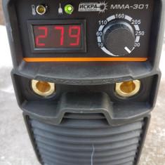 Invertor De Sudura ISKRA 301 (IGBT)-Cutie Aluminiu
