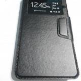 Husa carte silicon S-View cu TPU Samsung galaxy 7562