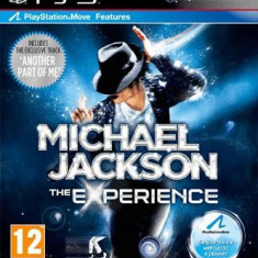 Michael Jackson The Experience (Move) Ps3 - Jocuri PS3 Ubisoft