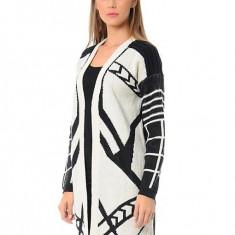 Cardigan gros Vero Moda - Pulover dama Vero Moda, Marime: M, Culoare: Din imagine, Acril
