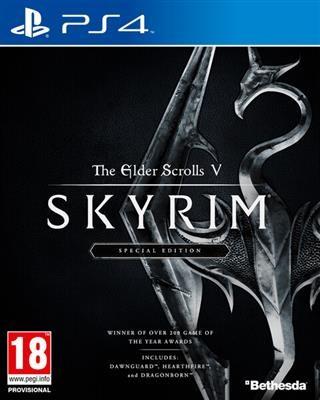 The Elder Scrolls V Skyrim Special Edition Ps4 foto
