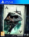 Batman Return To Arkham Ps4, Actiune, 16+