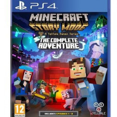 Minecraft Story Mode The Complete Adventure Ps4 - Jocuri PS4