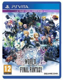 World Of Final Fantasy Ps Vita, Role playing, 12+, Single player