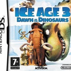 Ice Age 3 Dawn Of The Dinosaurs Nintendo Ds - Jocuri Nintendo DS Activision