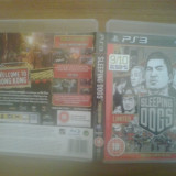 Sleeping Dogs Limited Edition  -  PS3