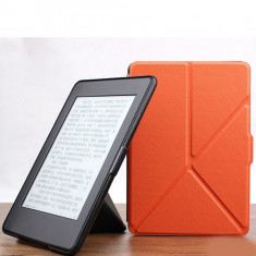 Husa Smart Amazon Kindle Paperwhite + folie protectie display + stylus