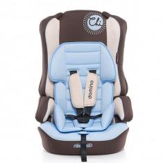 Scaun auto Chipolino Domino baby blue 2015 - Scaun auto copii Chipolino, 1-2-3 (9-36 kg)