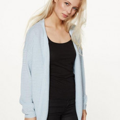 Cardigan albastru gros Noisy May