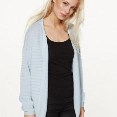 Cardigan albastru gros Noisy May - Pulover dama Vero Moda, Marime: XS, S, L, Acril