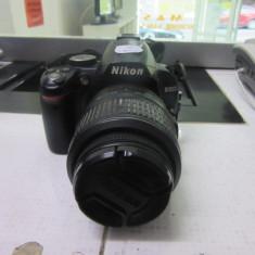 APARAT FOTO NIKON D3000 (LCT) - DSLR Nikon, Kit (cu obiectiv), 10 Mpx