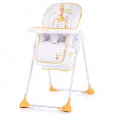 Scaun De Masa Chipolino Presto Giraffe - Masuta/scaun copii
