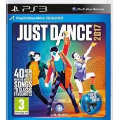 Just Dance 2017 Ps3 - Jocuri PS3 Ubisoft, Simulatoare, 3+