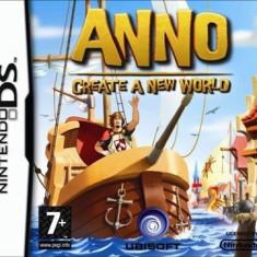 Anno Create A New World Nintendo Ds - Jocuri Nintendo DS Ubisoft