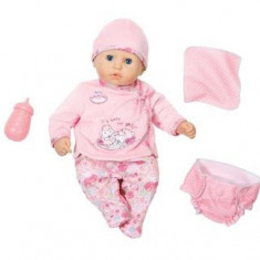 Papusa Zapf Creation My First Baby Annabell I Care For You Doll