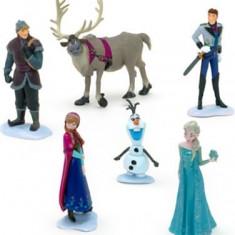Set De Figurine Frozen Disney