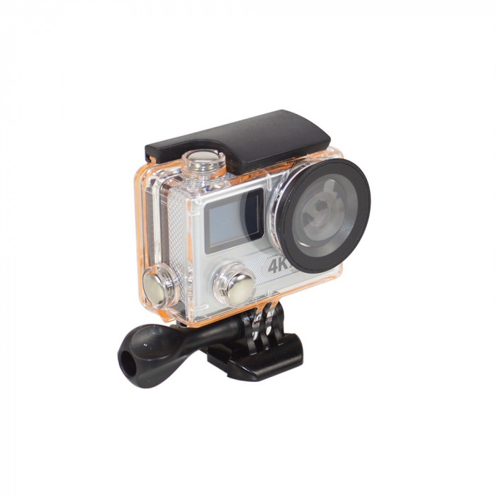 Aproape nou: Camera video sport PNI EVO A2 Plus H8R 4K 30fps Action Camera si telec foto mare