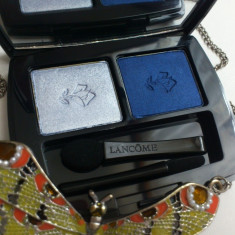 Lancome Ombre Absolue Radiant Smoothing Eye Shadow Duo - B03 Blue Moon - Fard pleoape
