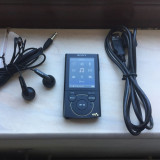 Mp3 Player Sony 4gb NWZ-E443+casti SONY+cablu date(baterie 20 ore)