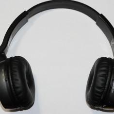 Casti Sony MDR-ZX550BN Bluetooth NFC Wirelless [PRODUS CU DEFECT], Casti On Ear, Active Noise Cancelling