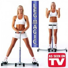 Magic Leg - Stepper