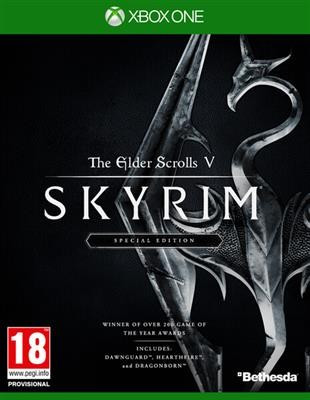 The Elder Scrolls V Skyrim Special Edition Xbox One