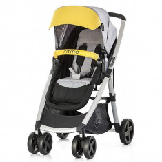Carucior Chipolino Ritmo yellow 2015 - Carucior copii Landou