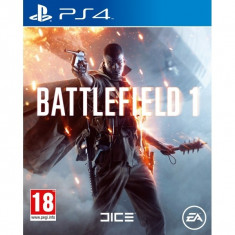 Battlefield 1 PS4 Xbox one - Jocuri PS4, Shooting, 18+, Single player