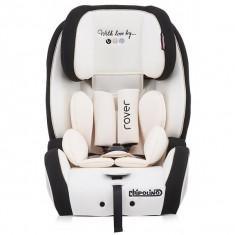 Scaun auto Chipolino Rover cu sistem ISOFIX 9-36 kg white - Scaun auto copii Chipolino, 1-2-3 (9-36 kg)