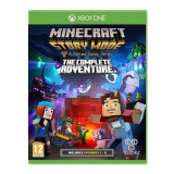 Minecraft Story Mode The Complete Adventure Xbox One, Actiune, Toate varstele