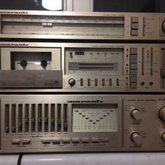 Marantz Amplificator+Deck+Tuner+Pick-up - Amplificator audio