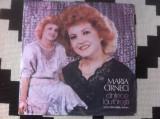 Maria Cîrneci Carneci muzica lautareasca populara album disc vinyl lp, VINIL, electrecord