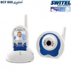 Videointerfon Switel BCF800 - Baby monitor