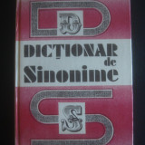 GH. BULGAR - DICTIONAR DE SINONIME