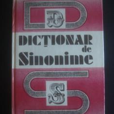 GH. BULGAR - DICTIONAR DE SINONIME - Dictionar sinonime