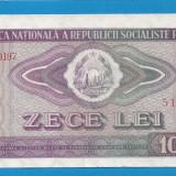 10 lei 1966 3 - Bancnota romaneasca