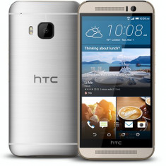 HTC One M9 Argintiu, PRET BLACK FRIDAY 1400 RON - Telefon HTC, Neblocat