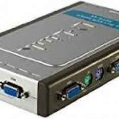 Swhitch 4 port kvm Switch D-link dkvm 4k