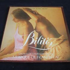 Francis fai - bilitis(bande originale du film) _ vinyl, LP, Germania - Muzica Pop warner, VINIL