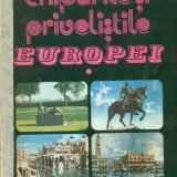 Chipurile si privelistile Europei - vol.1 si 2 - Petru Comarnescu - Carte de calatorie