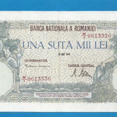 100000 lei 1946 28 Mai 6 - Bancnota romaneasca