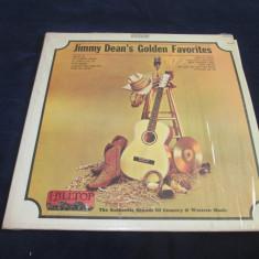 Jimmy dean - jimmy dean's golden favorites _ vinyl, LP, album, sua - Muzica Country Altele, VINIL