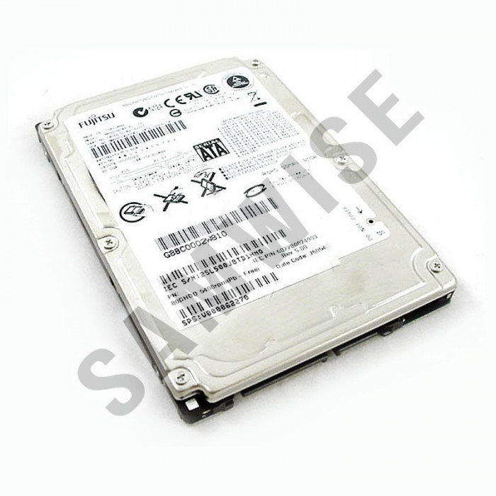 Hard Disk 80GB, Fujitsu Mobile SATA, Laptop, Notebook, MHV2080BH, GARANTIE !!! foto mare