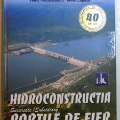 HIDROCONSTRUCTIA, 2012 - Carte Geografie