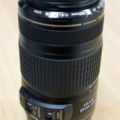Canon EF 70-300mm f/4-5.6 USM IS - Obiectiv DSLR