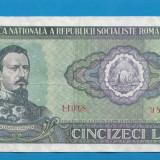 50 lei 1966 6 - Bancnota romaneasca