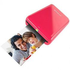 Polaroid Imprimanta Mobila Zip Fotografii Instant + Hartie Foto Rosu - Imprimanta foto