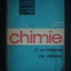 CHIMIE SI PROBLEME DE CHIMIE PENTRU CONCURSUL DE ADMITERE IN INVATAMANTUL ...