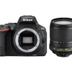 Nikon Kit aparat foto Nikon D5500 (obiectiv 18-105 VR), negru