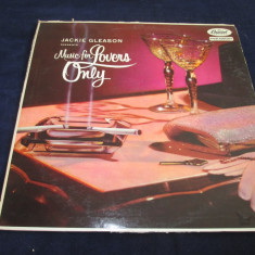 Jackie gleason - music for lovers only _ vinyl, LP, sua - Muzica Jazz capitol records, VINIL